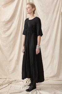 Quillan Dandelion dress - Hemp/organic cotton knit