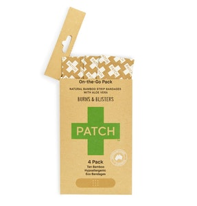 Patch Aloe Vera 'On-The-Go' - 4 pack