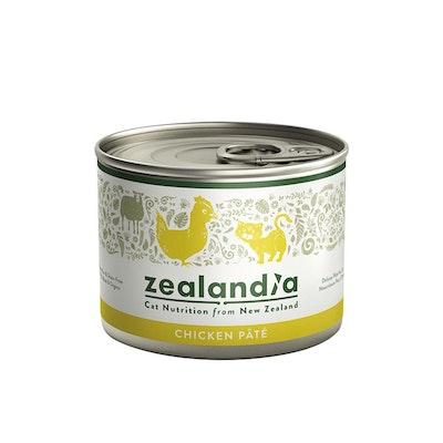 ZEALANDIA Chicken Pate Cat Wet Food 185g
