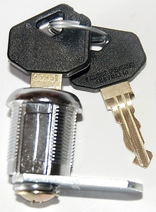 Lock Focus ETSA (Electricity Trust of South Australia) Meter Box Cam Lock