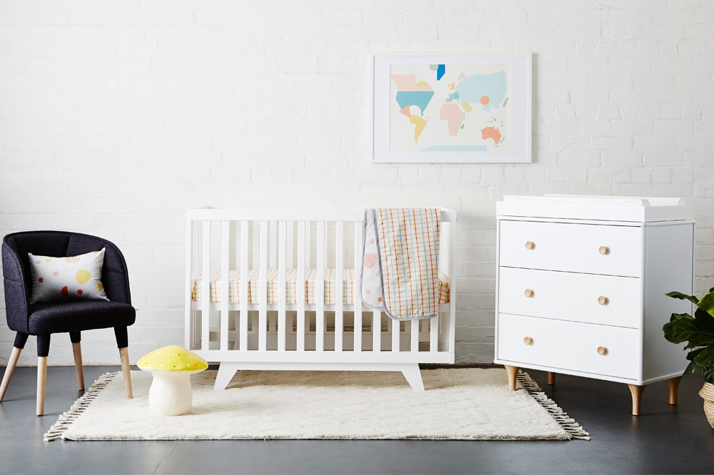 8 Tips For Designing A Nursery On A Budget