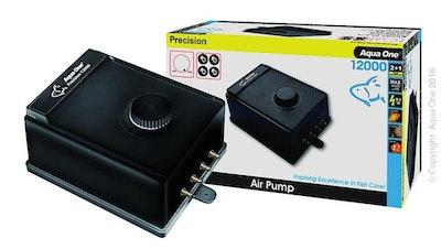 Aqua One Precision 12000 Air Pump Quad 10048 4X200L/H