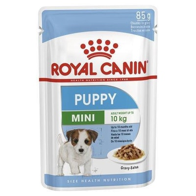 Royal Canin Dog Wet Food Mini Puppy 85g