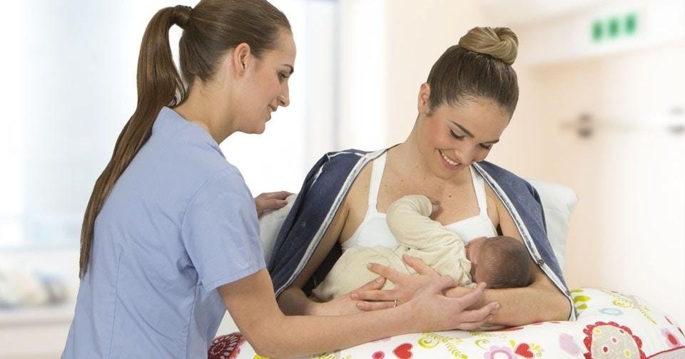 The role of love hormone oxytocin when breastfeeding