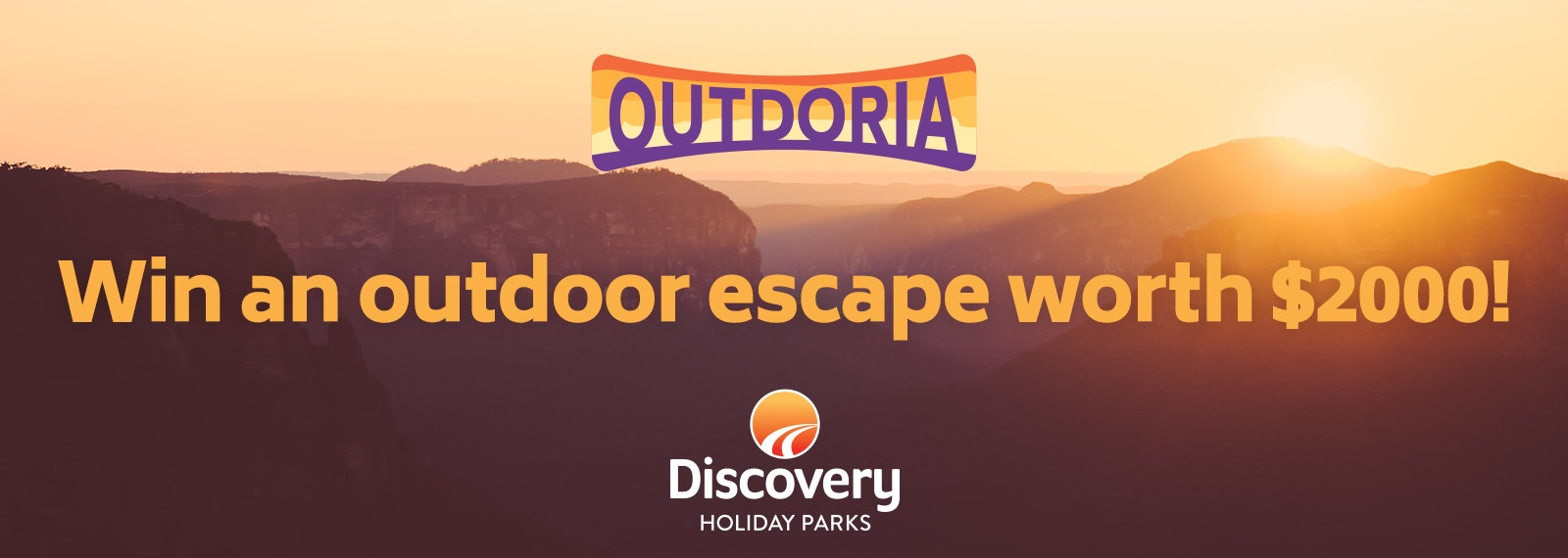 Win an outdoor escape worth $2000