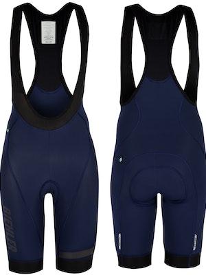 Biehler Women's Signature³ Bib Shorts Night Blue