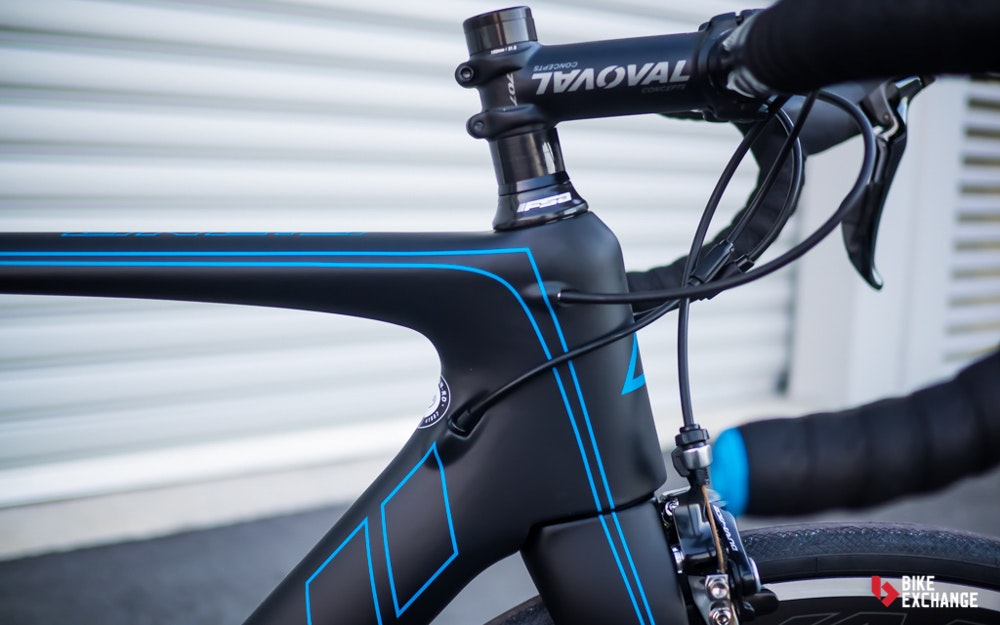 fuji transonic 1.3 bikeexchange first look 3