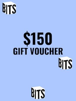BITS Gift Card   $150