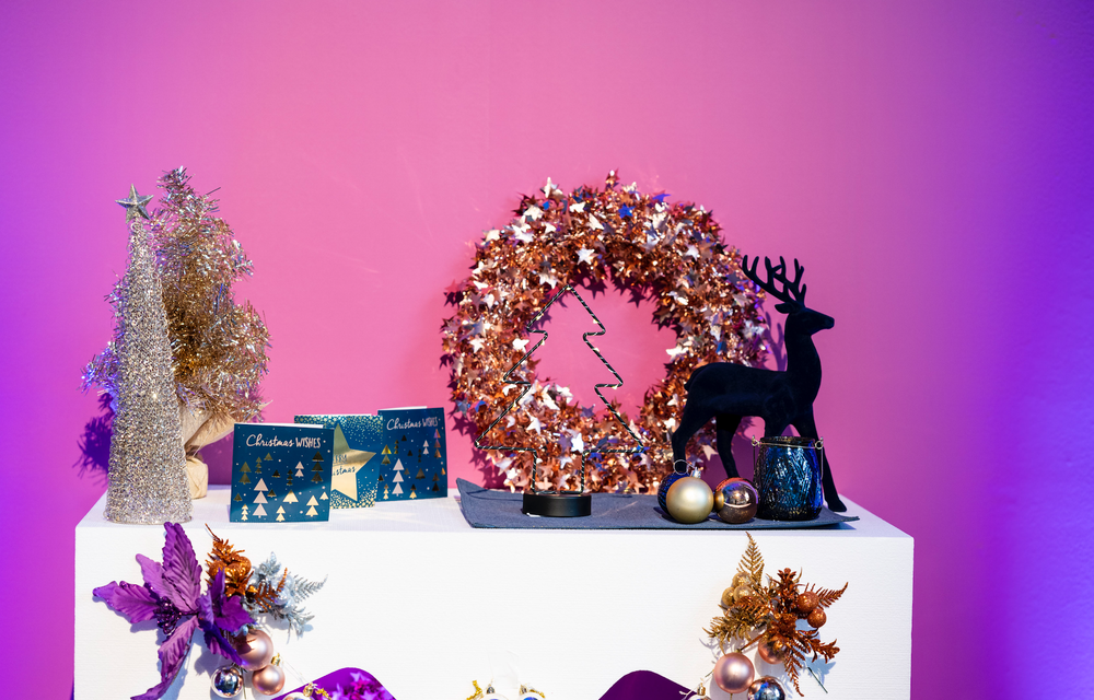 Spotlight x LENZO 2019 Christmas tree trend report