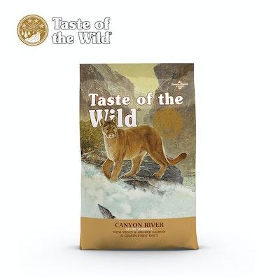 Taste of the Wild   Canyon River Feline® Formula 6.6kg Cat