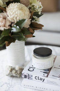 The Apothecary Candle