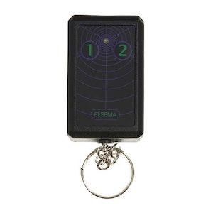 Elsema KEY-302 Original 2 Button Garage Remote