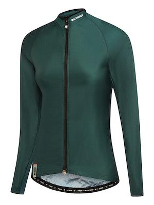 Attaquer Womens A-Line Lightweight Jacket Olive