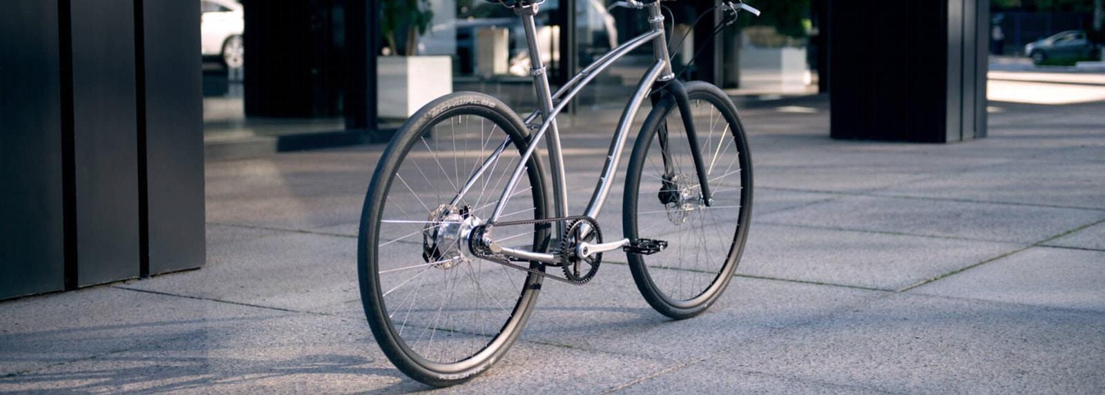 Belt Drive Bikes