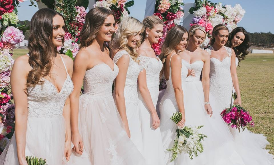 Melbourne Bridal Runway Show 2018