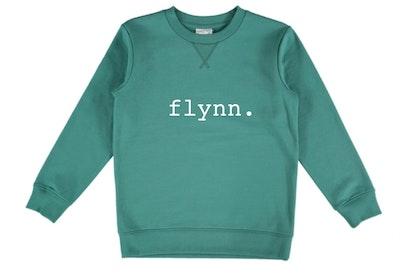 Personalised Name Jumper - Green