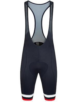 Casp Performance Cycling Mix n Stripes Bib Shorts