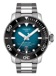 Tissot Seastar 2000 Professional Green