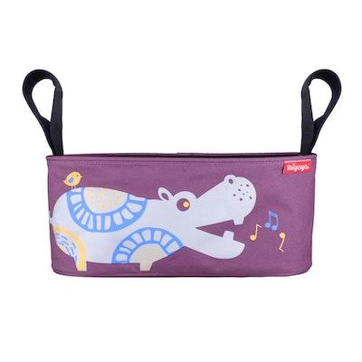 Ibiyaya Strollers Organizer - Hippo