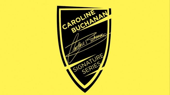 display Caroline Bucannon Signature Brand