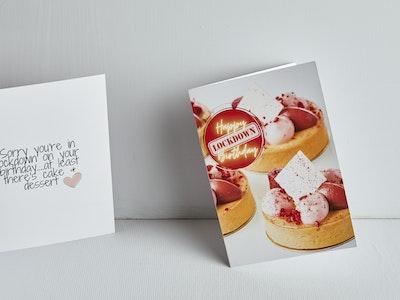 B&P Greetings Cards - Happy Lockdown Birthday!