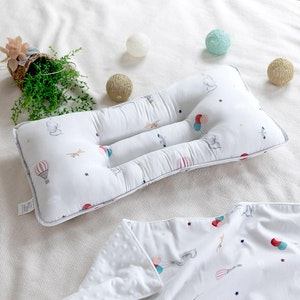 Bebenuvo Double Pillow - Flying Elly
