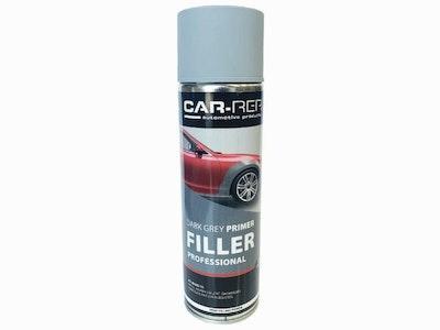 Acrylic Primer Filler Grey Pressure Pack 500ml