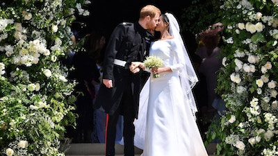 HOW TO RECREATE THE ROYAL WEDDING OF PRINCE HARRY AND MEGHAN MARKLE