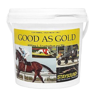 Staysound Good As Gold Horse Calmer Supplement - 2 Sizes