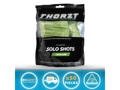 Thorzt Sugar-Free Solo Shot Electrolyte - Lemon Lime 50 x 3g