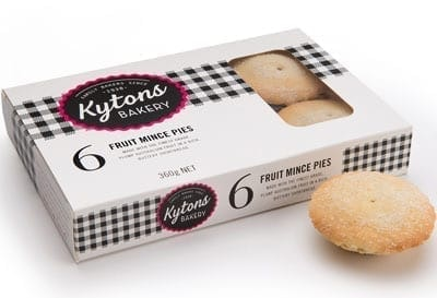Kytons Mince Pies