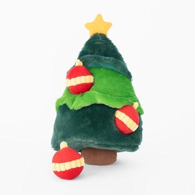 Zippy Paws Burrow Christmas Tree