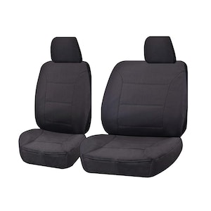 Challenger Car Seat Covers For Mazda Bt50 Up Series Single Cab 2011-2016 | Charcoal