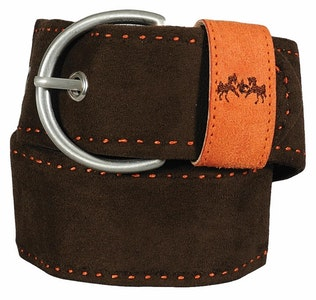 Equine Couture Dillon Ultra Suede Belt