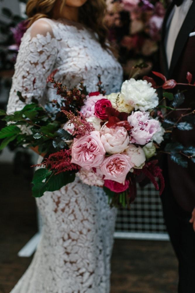 Unique Wedding Flower Ideas LENZO