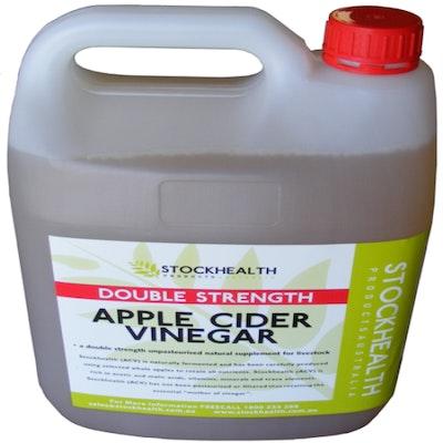 Stockhealth Apple Cider Vinegar 5L