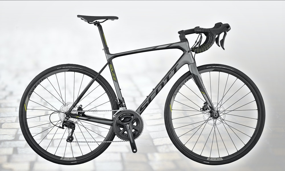 Best Mid Range Endurance Road Bikes for AUD 3 000 BikeExchange 2017 Scott