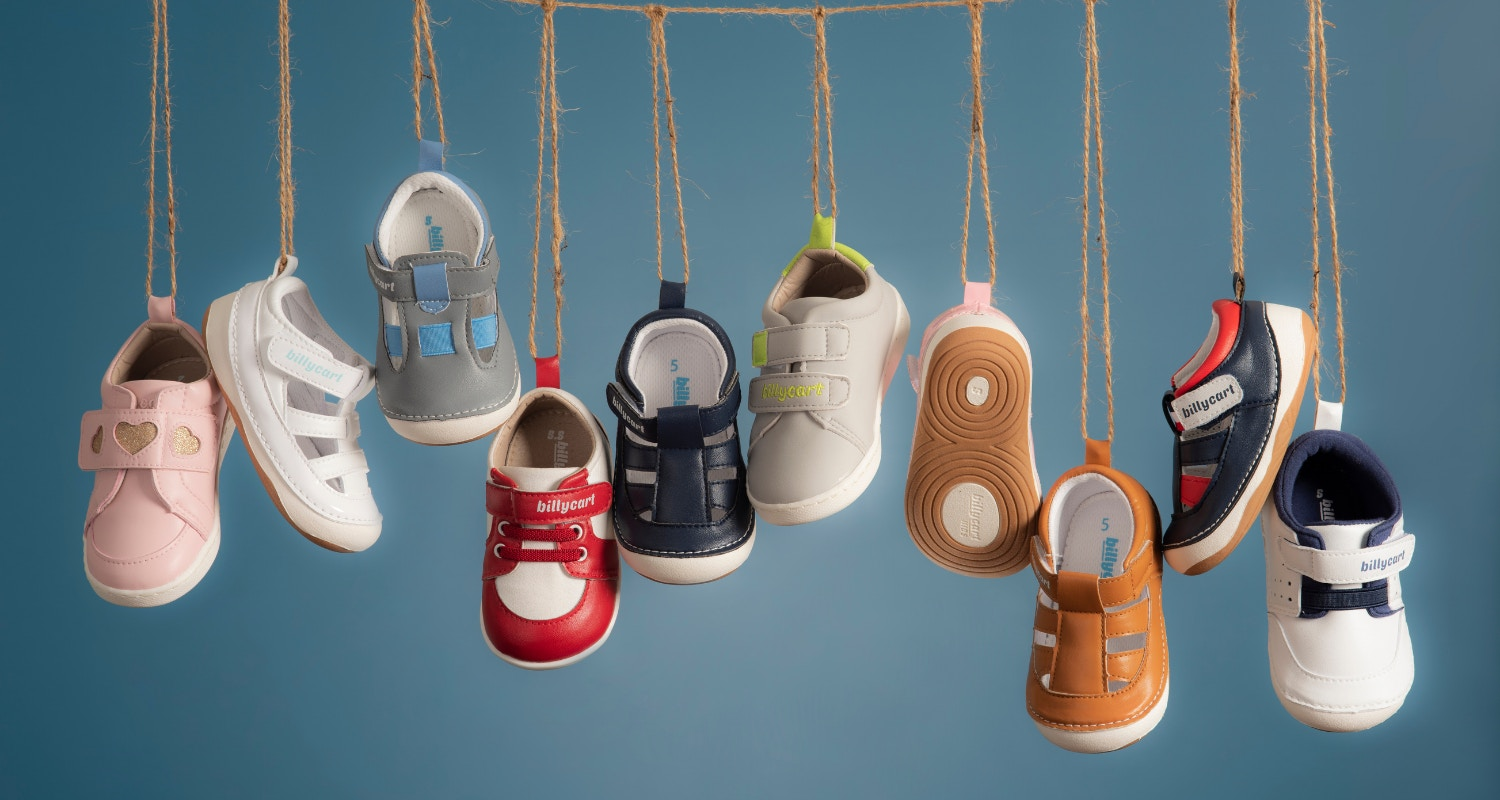 How much to spend on baby's first shoes