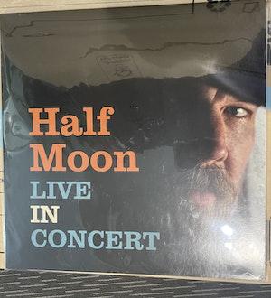 Walking Dead Half Moon Vinyl Record