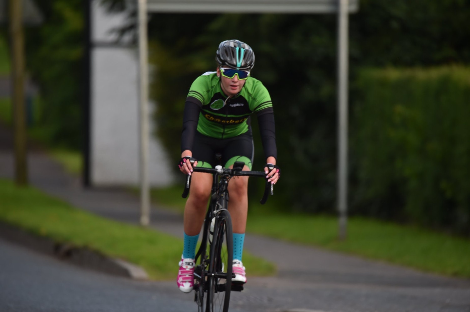 Co. Derry Teen Set to Race in Belgium