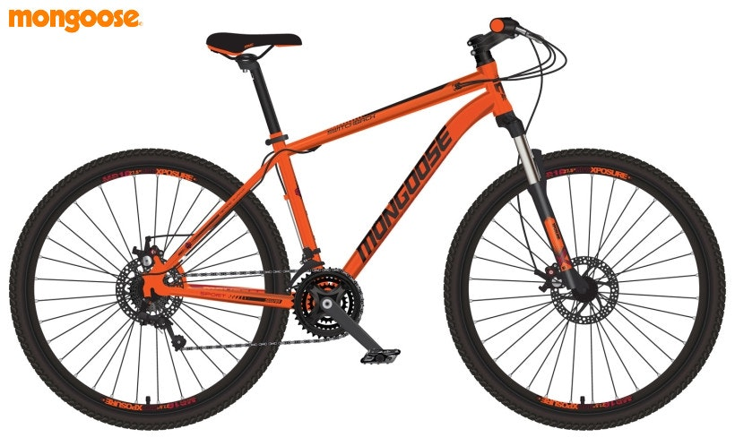 16bb906ab0b Mongoose Switchback Sport 2019 | Hardtail Mountain Bikes for sale in  Concord West