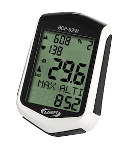 BBB Computer DigiBoard Altitude Heart Rate White