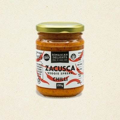 Romanian Delights Zacusca Chilli