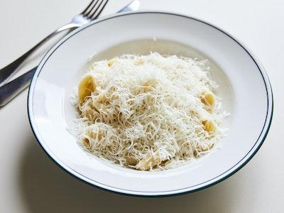 The Hardware Club Fresh pasta Pappardelle al Limone
