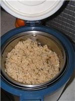 One cup of rice three cups of water Dream-Pot style