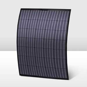 200W 12V Semi-Flexible Solar Panel