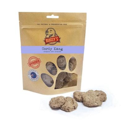 Bugsy's Pet Supplies FUNCTIONAL TREATS | Cordy Kang (Freeze Dried Australian Kangaroo with Cordyceps)