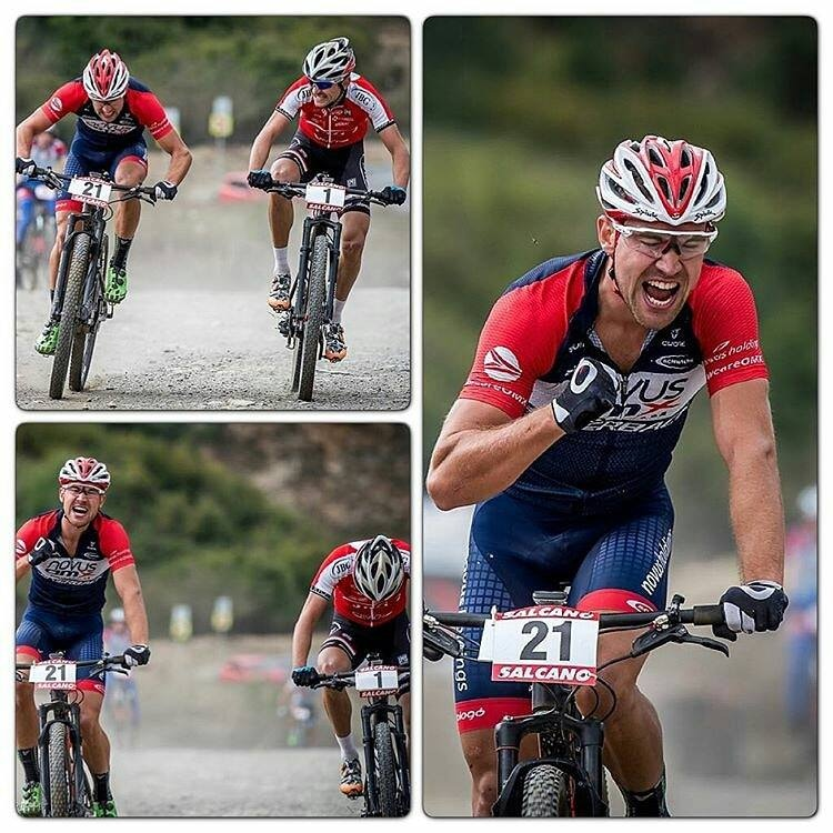 Martin Gluth HC XCO victory today in Istanbul!