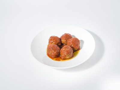 Meatballs in Sugo