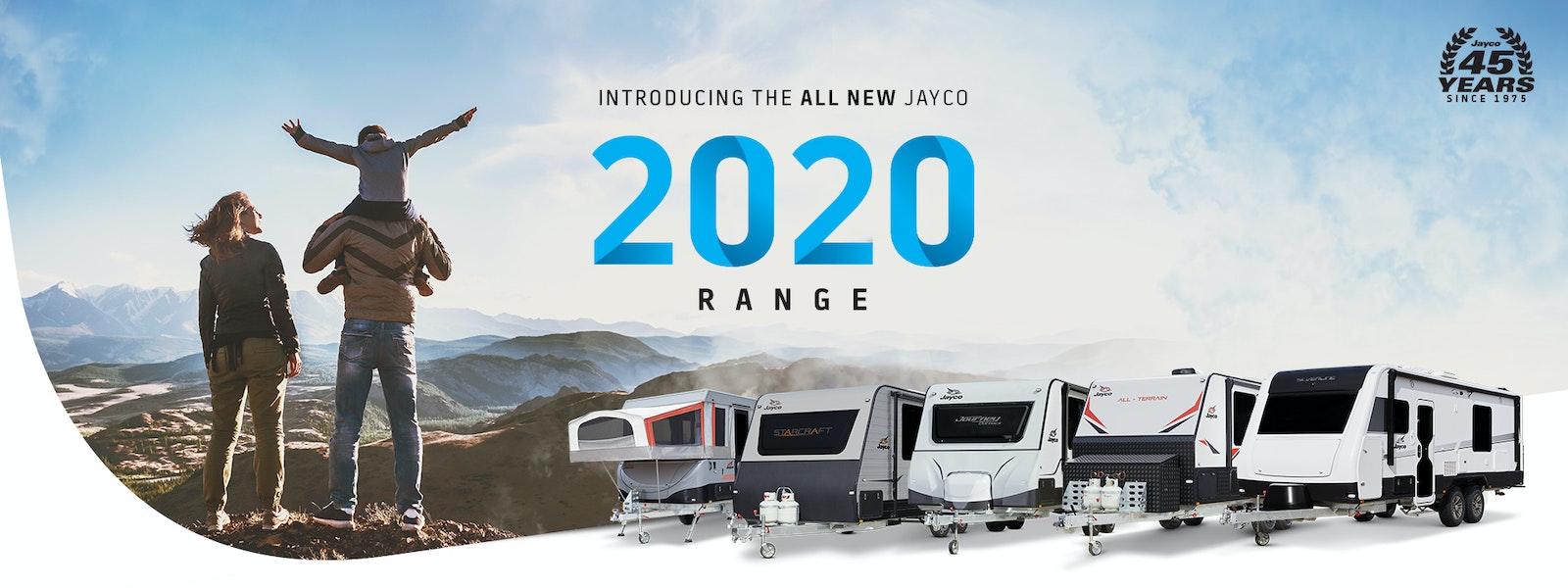 Jayco Product Range